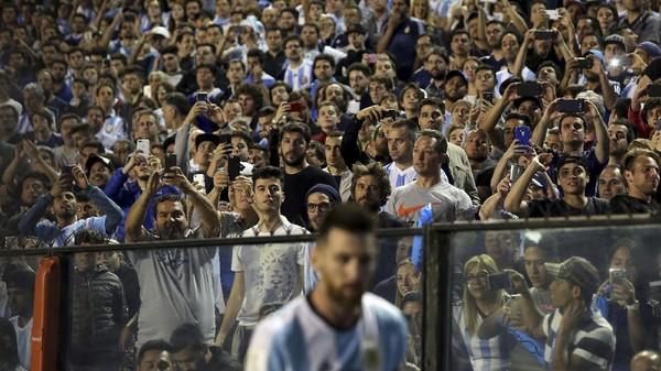 Sudah Terjepit, Argentina Masih Pede Lolos ke Piala Dunia