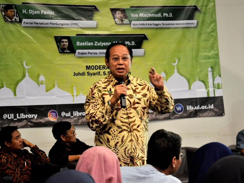 Peran Partai Islam Dalam Pembangunan Nasional