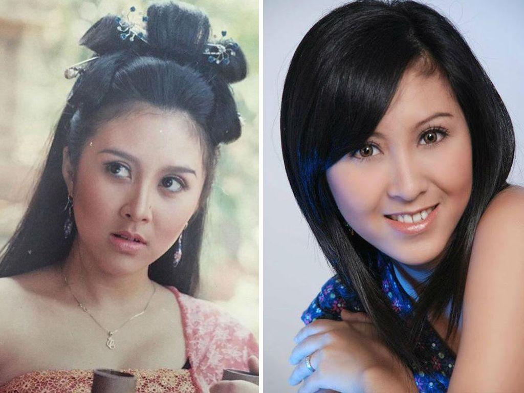 Foto: 6 Penampilan Aktris Film Kolosal Dulu dan Sekarang, Makin Cantik