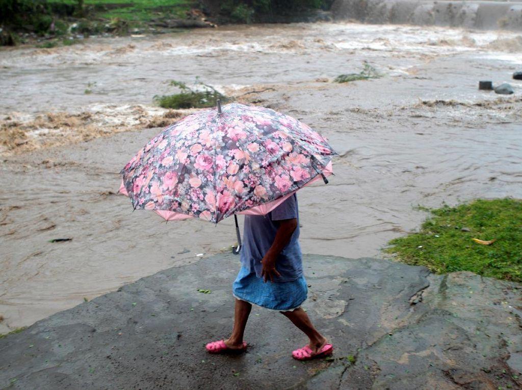 Badai Tropis Nate Sebabkan Banjir Dahsyat di Nikaragua