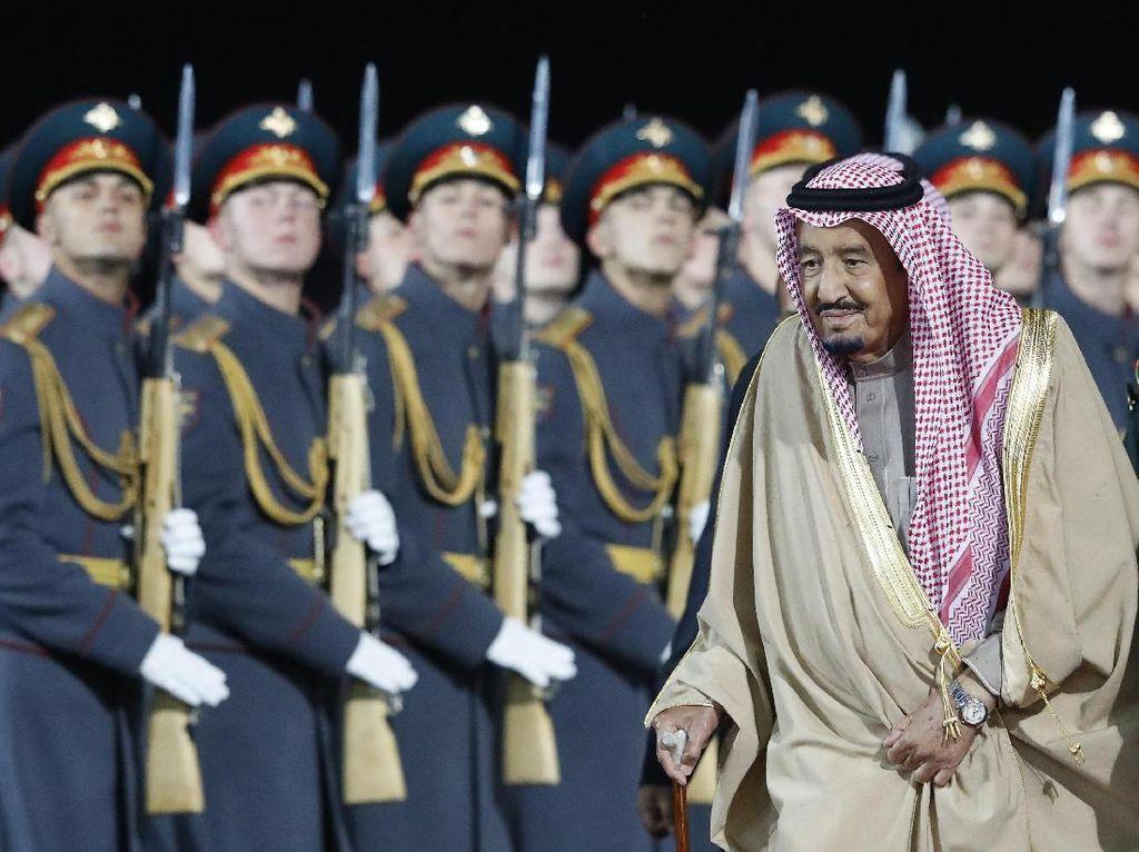 Raja Salman Sakit Radang Kantung Empedu, Ini Gejalanya
