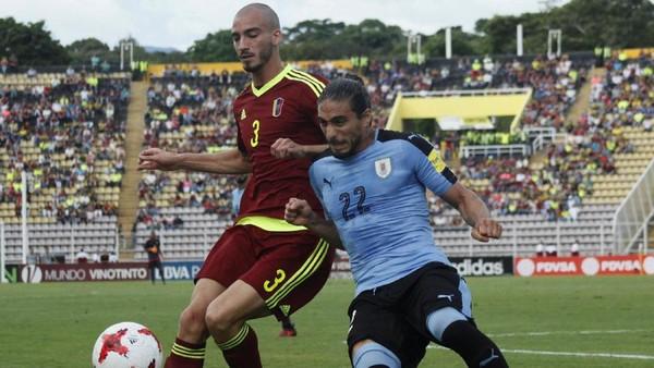 Uruguay Ditahan Imbang Venezuela 0-0