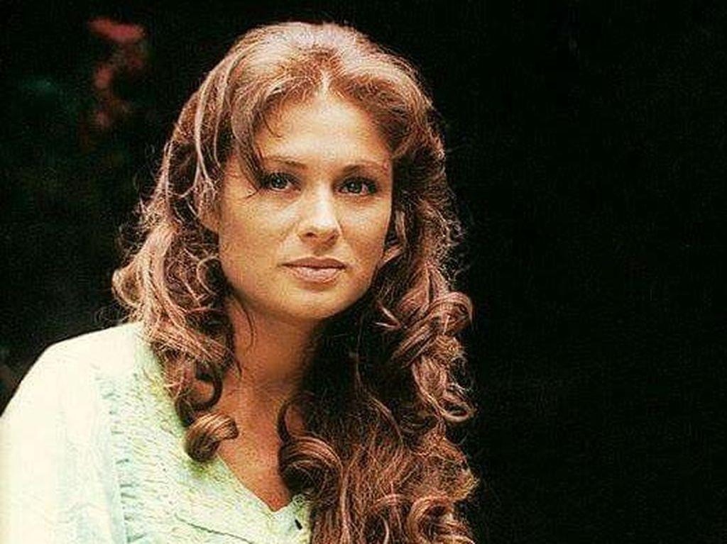 Kehidupan Leticia Tak Seindah Perannya dalam Esmeralda (1997)