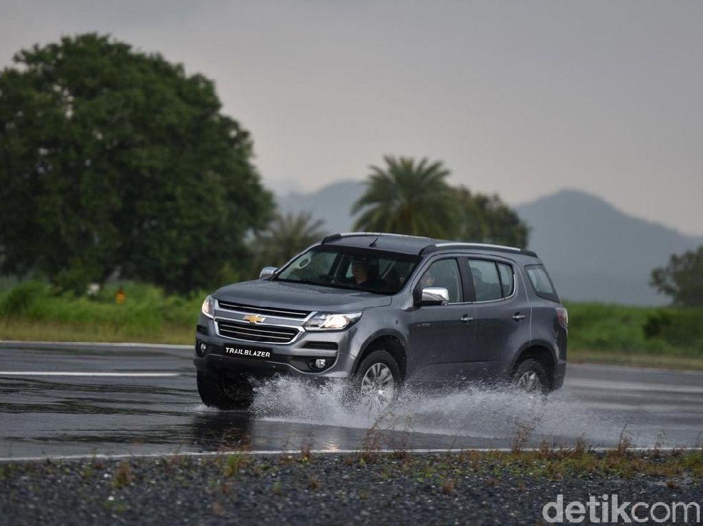 Punya DNA SUV, Chevrolet Tak Mau Sama dengan China