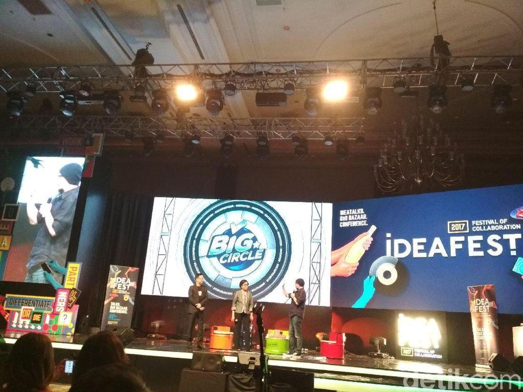 Di Depan Pelaku Industri Kreatif, Sri Mulyani: Ide Harus Dipatenkan
