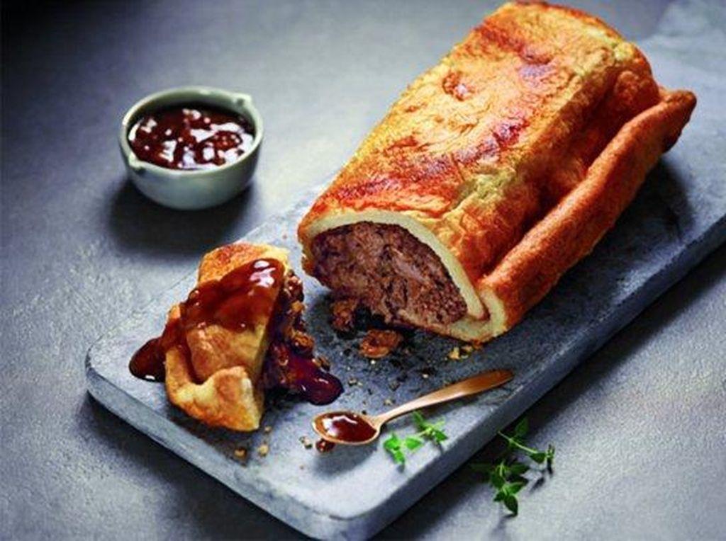Kini Ada Yorkshire Pudding Dalam Bentuk Burritos!