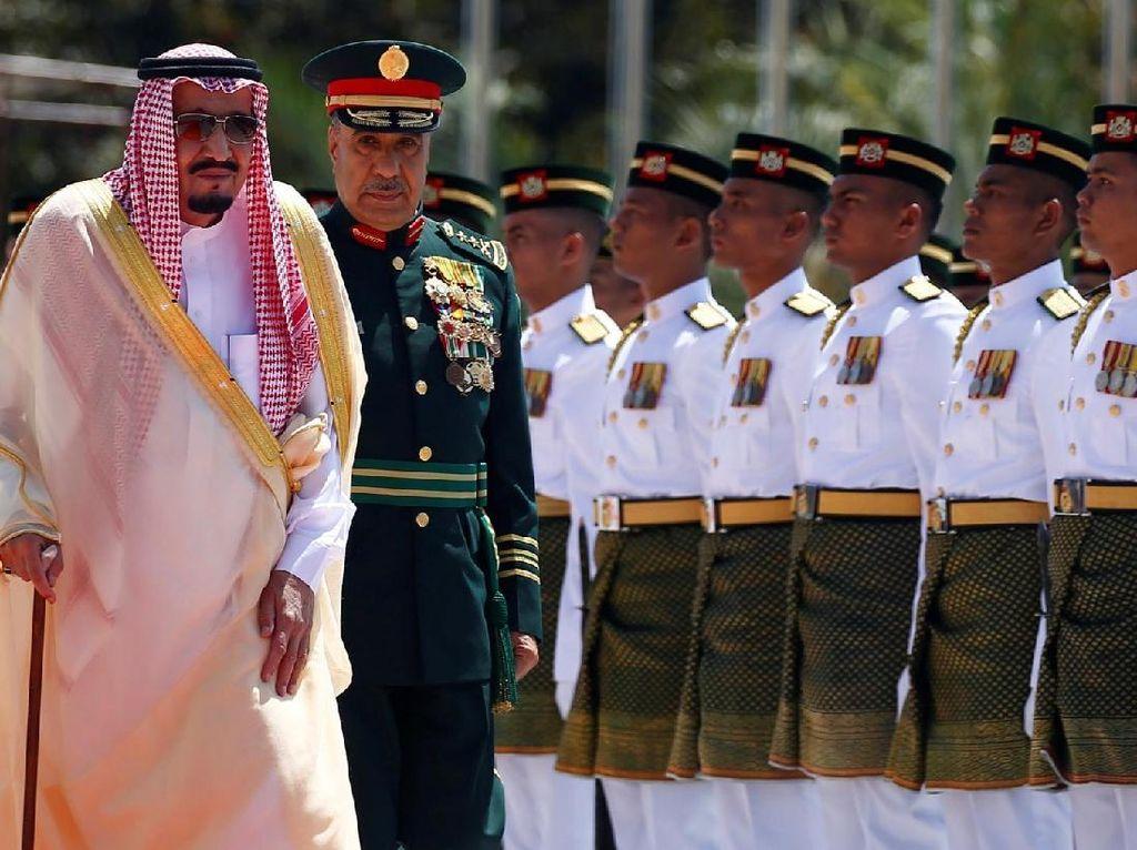 Pasca Rentetan Tembakan dan Isu Kudeta di Arab Saudi