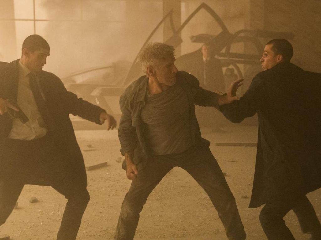 Blade Runner 2049 Huni Posisi Buncit Lima Besar Box Office