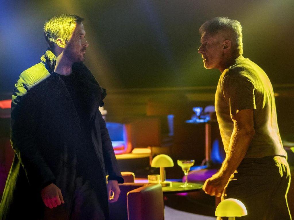 Blade Runner 2049 dan Happy Death Day Merosot di Peringkat Box Office