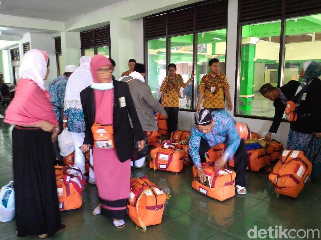 Jumlah Jemaah Haji Debarkasi Solo yang Meninggal Meningkat