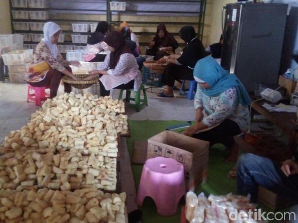 Kisah Eks Napi Narkoba Tobat dan Sukses Bisnis Singkong di Salatiga