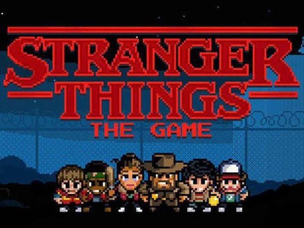 Sukses di Netflix, Stranger Things Rambah Game Mobile