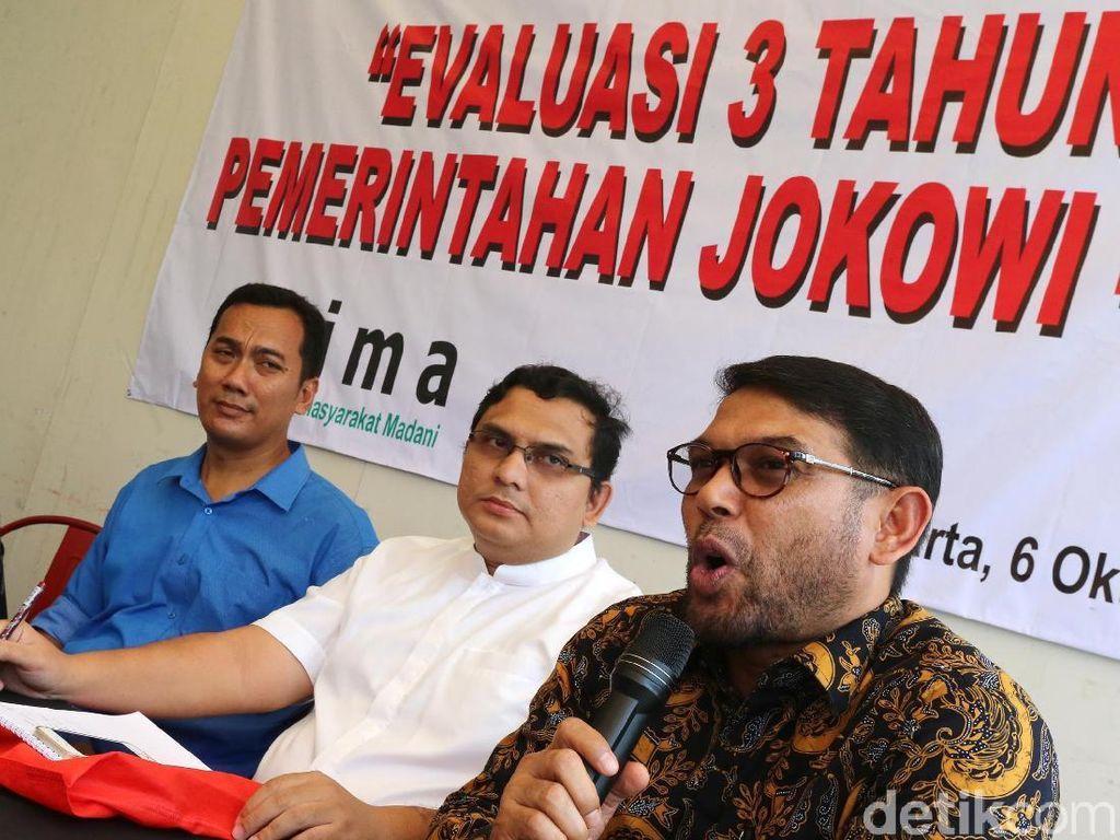 Mereka Bicara 3 Tahun Jokowi-JK