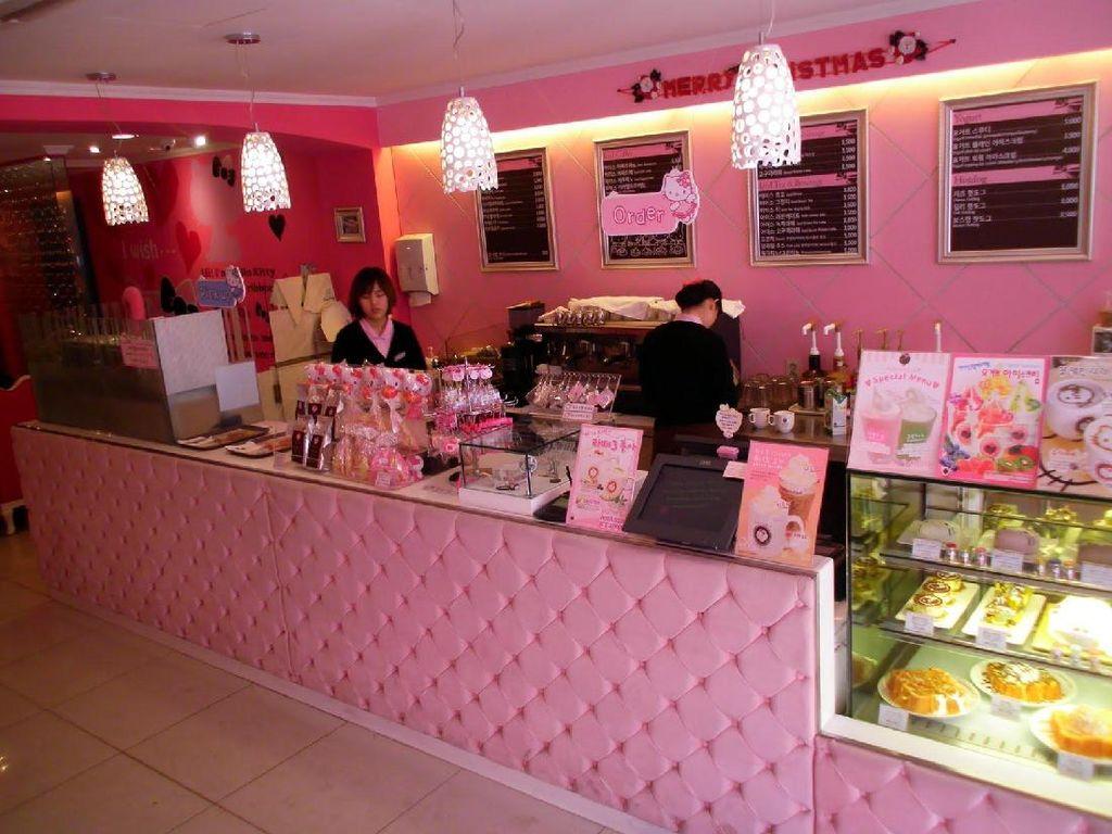 Ini Dia 13 Kafe Bertema Unik dan Lucu di Korea Selatan!