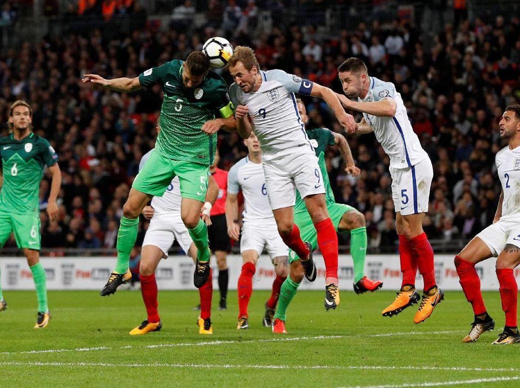 Inggris Diprediksi Takkan Melaju Jauh di Piala Dunia 2018, Ini Alasannya