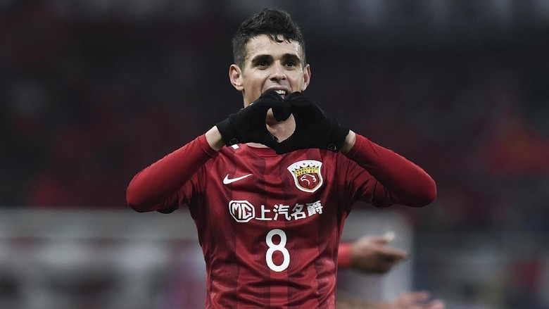 Oscar Ingin Kembali ke Premier League, Kalau Bisa ke Chelsea