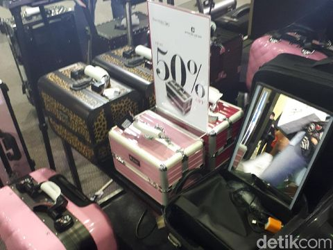 Ladies, Ini Produk-produk yang Diskon di International Makeup Expo Balai Kartini