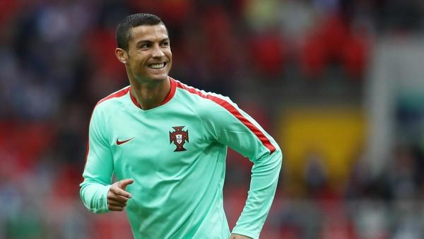 Andorra vs Portugal, Ronaldo Main atau Tidak?