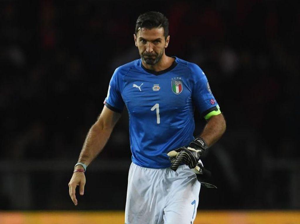 Menjadi Pemain atau Tidak, Buffon Masih Penting untuk Timnas Italia