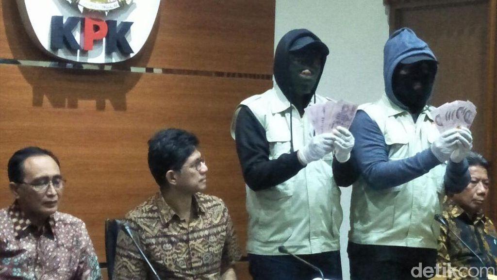 Foto: Barang Bukti OTT Selamatkan Ibu Politikus Golkar-Hakim Sulut
