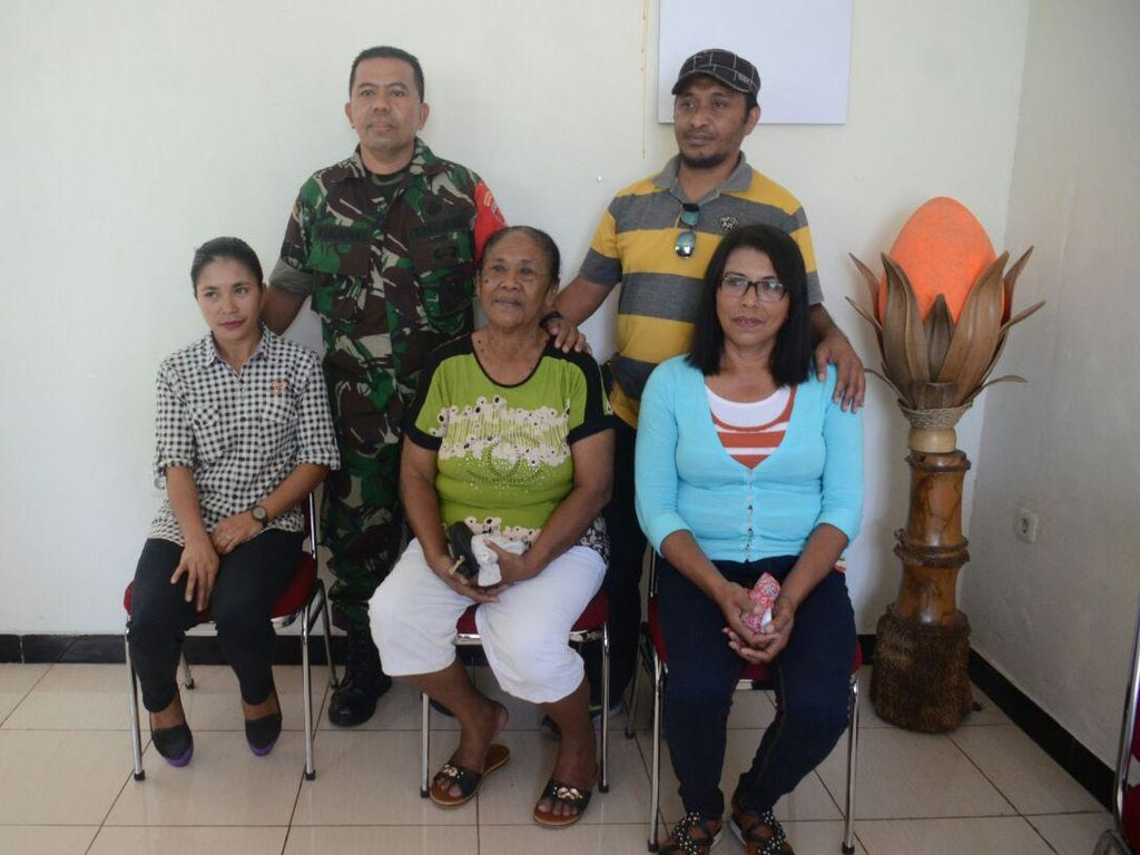 Persuasi Kodam Pattimura Rangkul Keluarga eks Separatis RMS