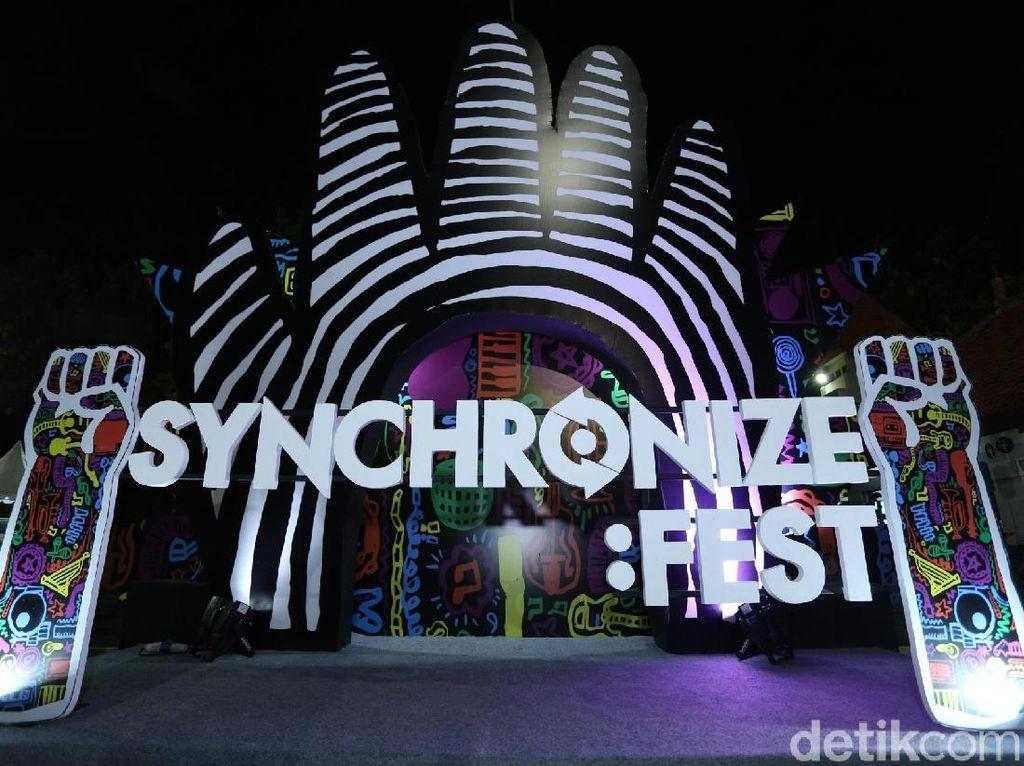 Ini Daftar Harga Tiket Synchronize Fest 2019
