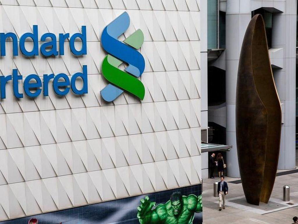 Standard Chartered Bayar Denda Rp 15 Triliun