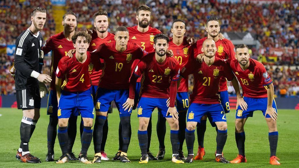 Spanyol Dikabarkan Terancam Dicoret dari Piala Dunia 2018