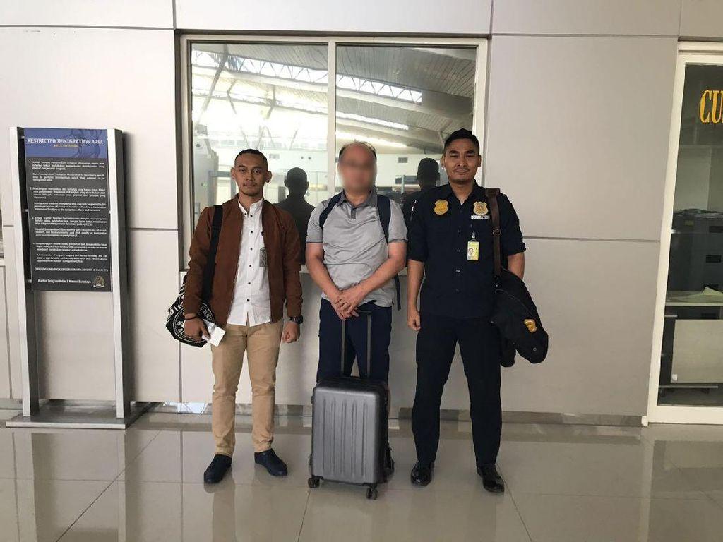 Hingga September 2017, Imigrasi Surabaya Deportasi 70 WNA