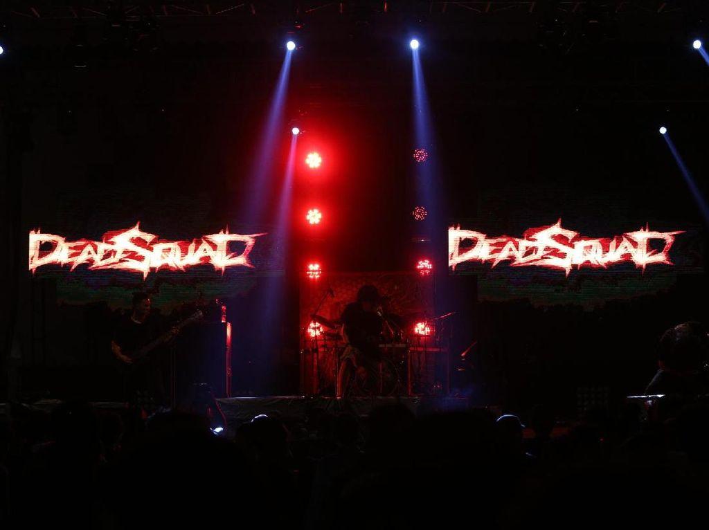 Tur Eropa, DeadSquad Rombak Merchandise Jadi Lebih Indonesia