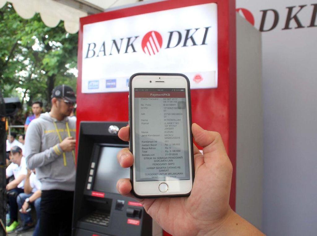 Anggota Satpol PP Diduga Bobol ATM, Bank DKI Jamin Keamanan Nasabah