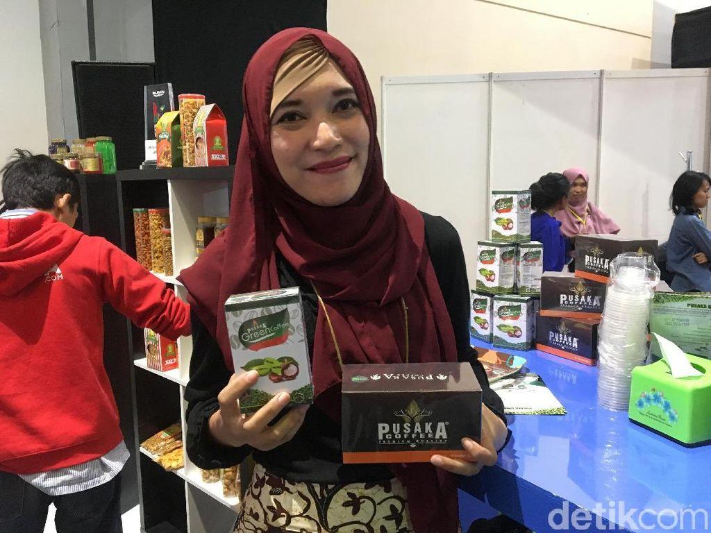 Berawal Bantu Suami, Wanita Ini Sukses Bisnis Jamu Rasa Kopi
