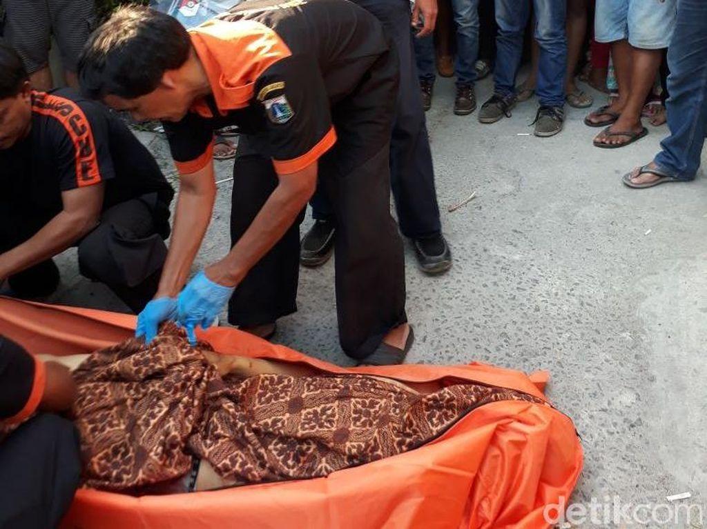 Mat Ali, Pembacok Aceng yang Ngebut di Gang Diburu sampai Luar Kota
