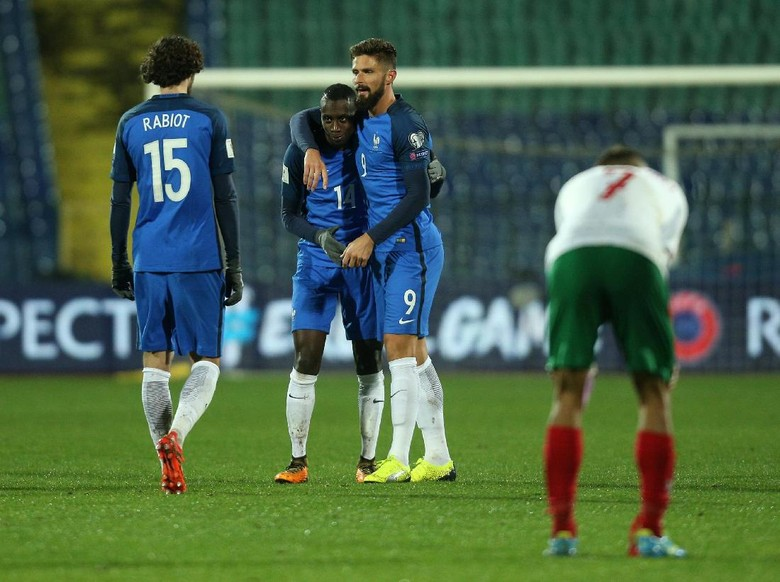 France Berhasil Mengalahkan Bulgaria Lewat Gol Cepat Maitudi