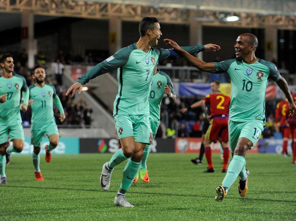 Jelang Undian, Ronaldo Tegaskan Portugal Siap Hadapi Siapa Saja
