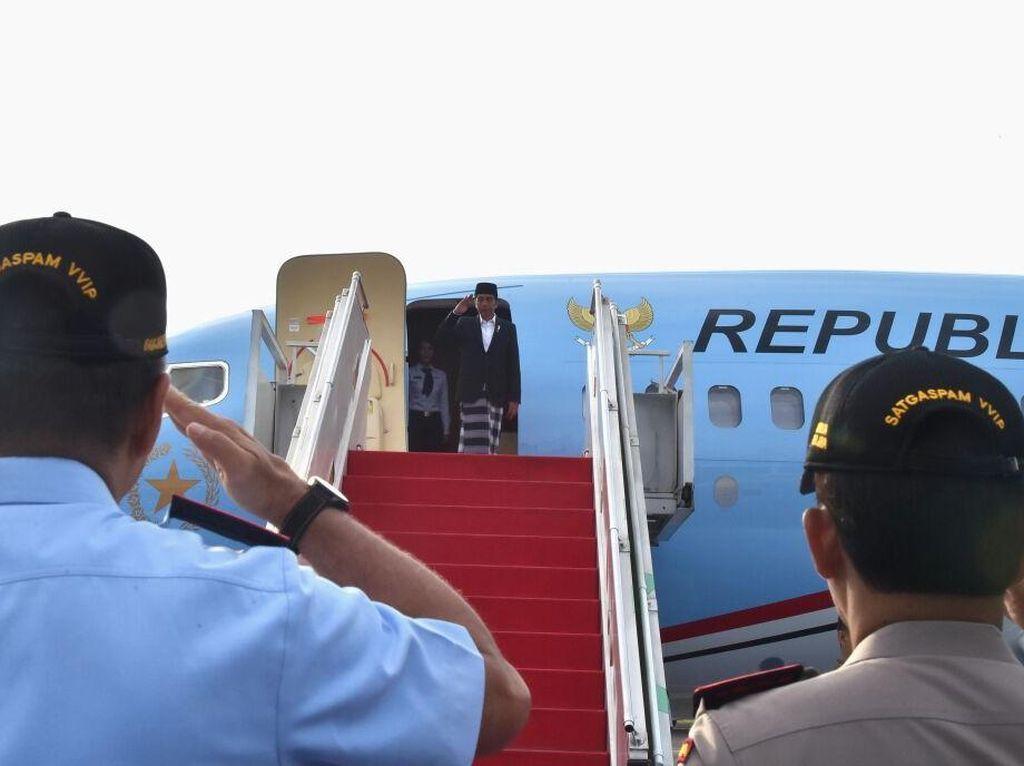 Jokowi Disarankan Pilih Cawapres 2019 dari Kalangan Santri