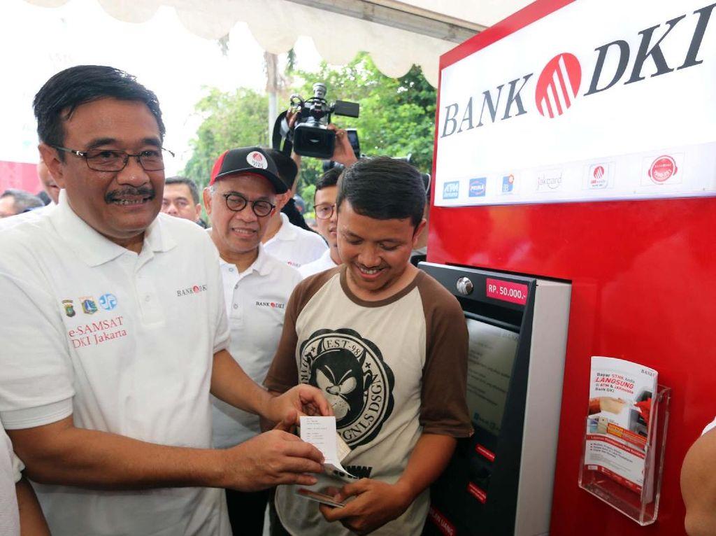 Perluasan Pembayaran e-Samsat DKI Jakarta