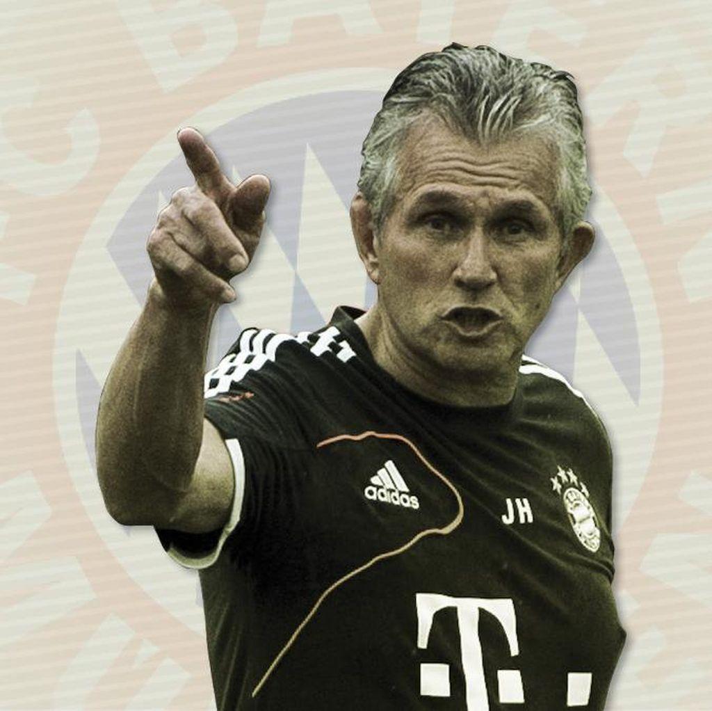 Bayern, Heynckes Kembali!