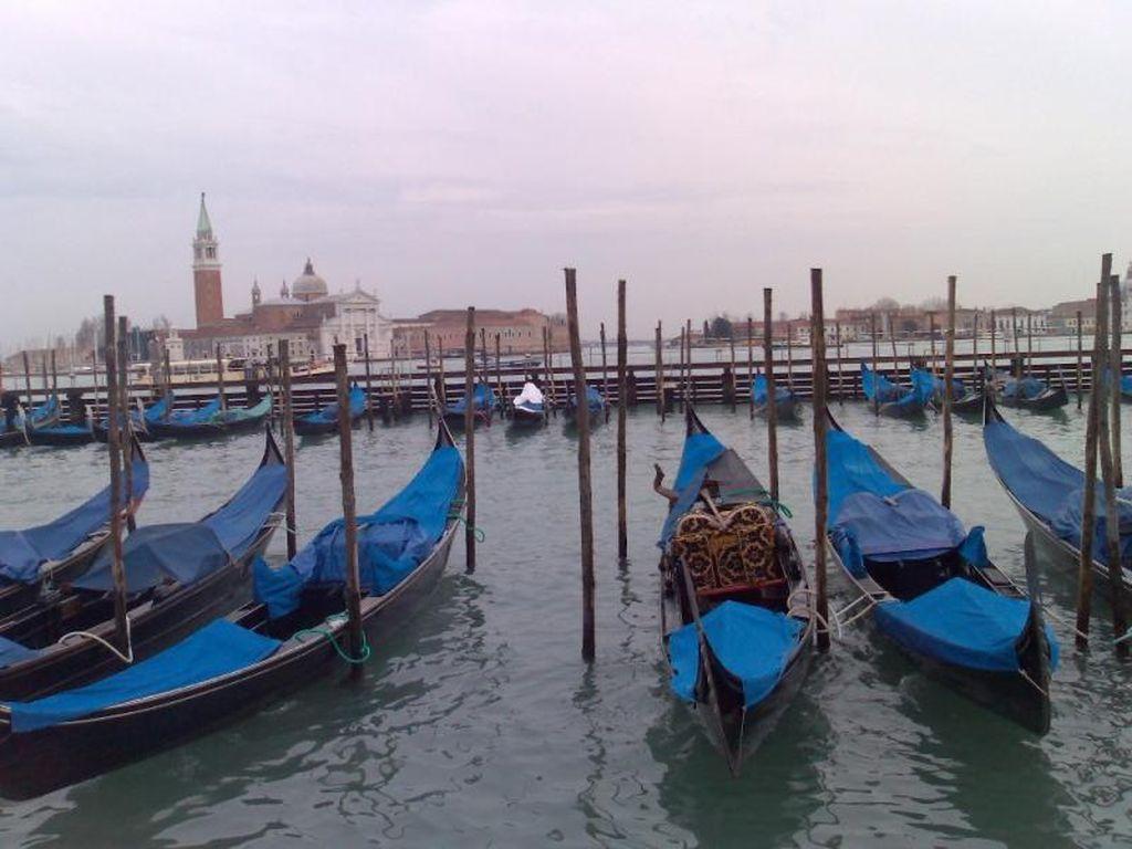 Transpostasi Paling Romantis Milik Venesia