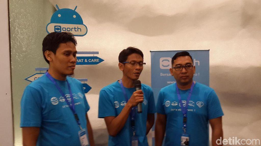 Oorth, Media Sosial yang Andalkan Kearifan Lokal