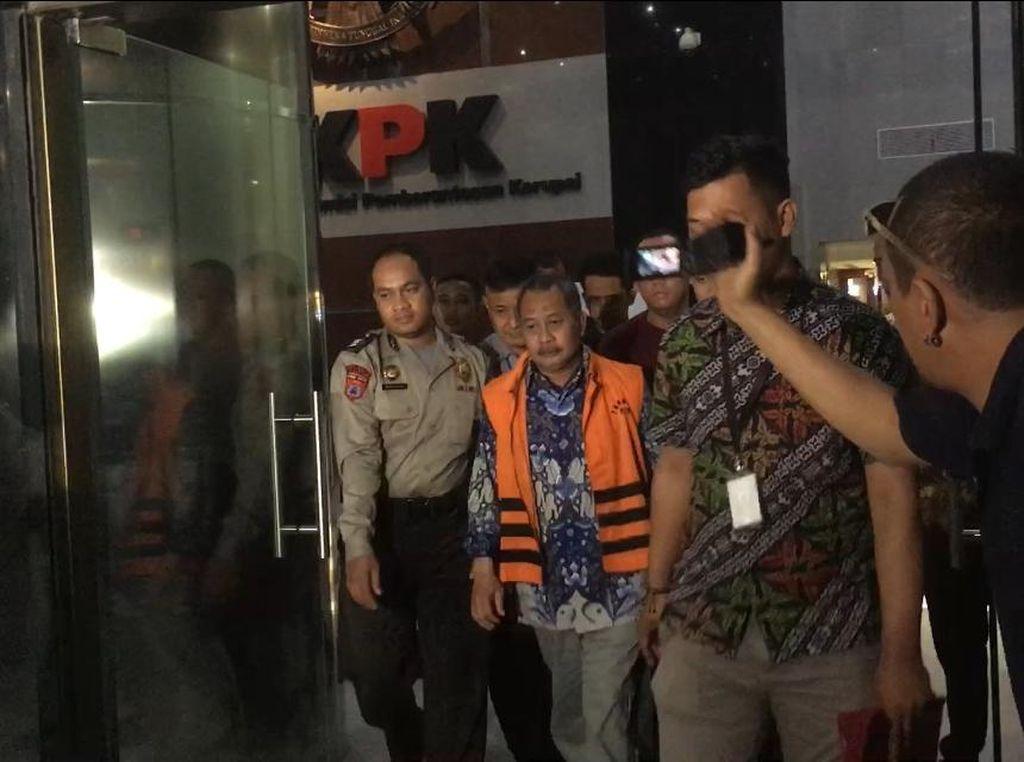 Cerita Pak Ketua Pengadilan Tinggi Korupsi Perkara Korupsi