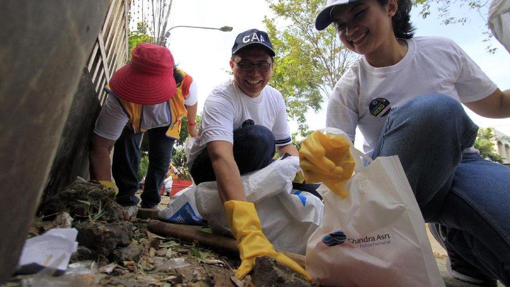 Edukasi Daur Ulang Sampah Demi Jakarta Bersih