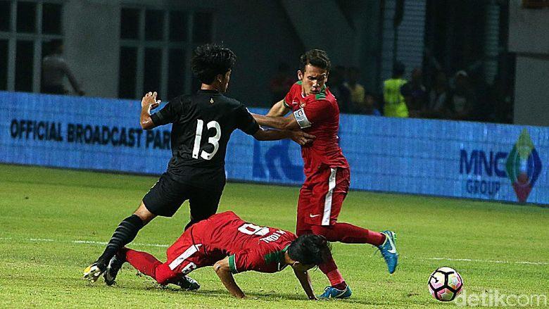 Indonesia Berhasil Kandaskan Thailand 3-0
