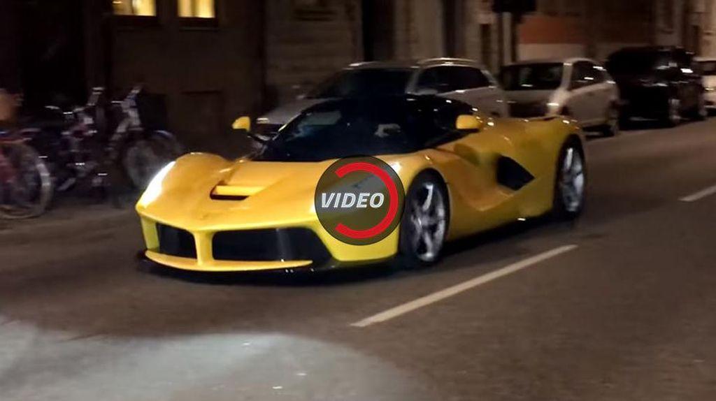 Mengendarai Supercar ala Zlatan Ibrahimovic