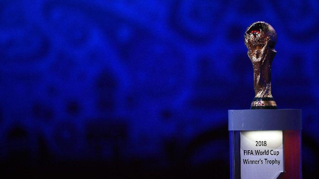 Ini Daftar 15 Tim yang Sudah Lolos ke Piala Dunia 2018