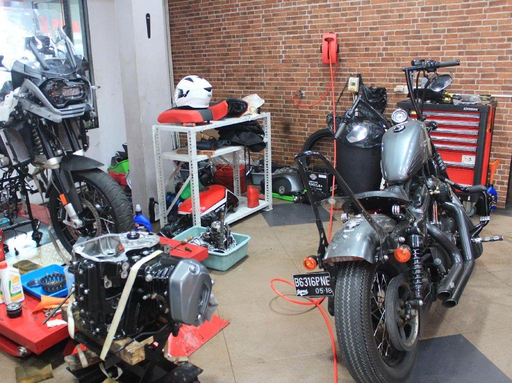 Sebelum Touring Tunggangi Harley-Davidson, Ini yang Harus Dicek