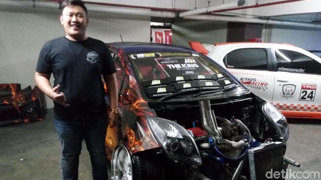 Kimbo Rajai Indonesia Automodified MBtech di Solo