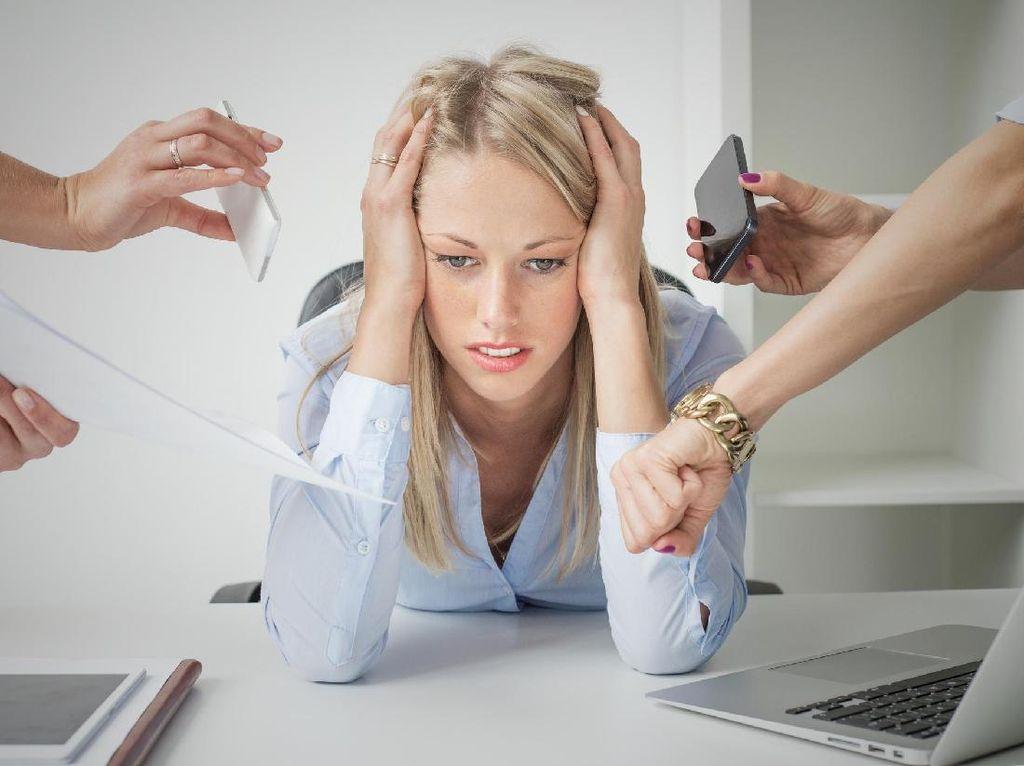 Overdosis Kerja, Karier dan Kesehatan Sama-Sama Terganggu