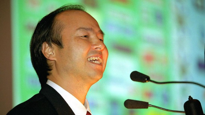 Masayoshi Son, chairman and chief executive officer of SoftBank Corp (Foto: Getty Images)