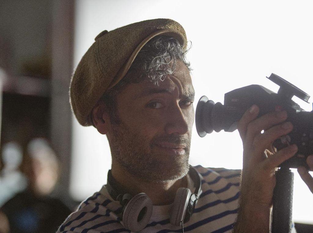 Ejekan Sutradara Thor: Ragnarok untuk Martin Scorsese